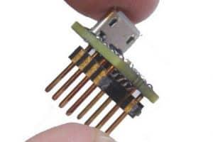 Najmniejsza płytka kompatybilna z Arduino? BeanDuino!