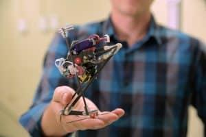 Najzwinniejszy skaczący robot na świecie!