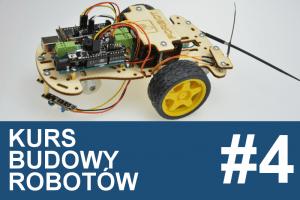 Kurs budowy robotów – #4 – pierwsze programowanie