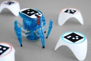 Roboty inteligentne, autonomiczne i… tanie