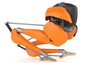 Cassie, czyli dwunożny robot-struś