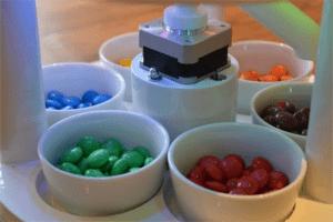 Automatyczne sortowanie cukierków dzięki Arduino!