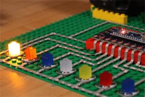 Crazy Circuits – elektronika kompatybilna z LEGO