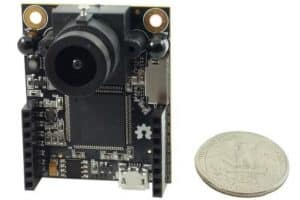 OpenMV – przetwarzanie obrazu na STM32
