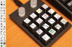 Dedykowana klawiatura do EAGLE na bazie Arduino