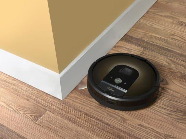 Roomba 980.