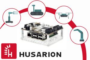Robotyka może być prostsza  z produktami Husarion