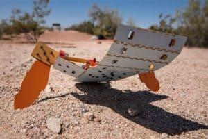 Robot-żółw sam nauczy się chodzić po Marsie!