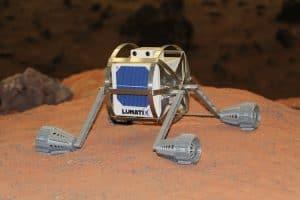 Gra, w której steruje się prawdziwym robotem na Księżycu!