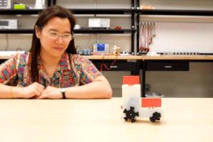 Prosty generator robotów składanych jak origami!