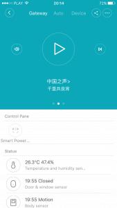 Chińskie radio.
