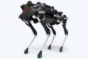 Powstał tańszy, chiński odpowiednik Boston Dynamics!