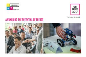 hub:raum IoT Academy – Krakow 08.11.2017