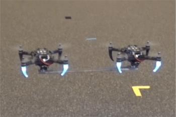 Małe drony, które usprawnią pracę w magazynach!