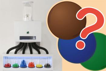 Czerwone, zielone czy niebieskie? Sorter M&Ms na Arduino!