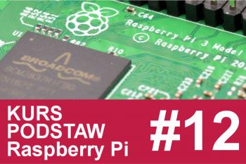 Kurs Raspberry Pi – #12 – podstawy GPIO, skrypty