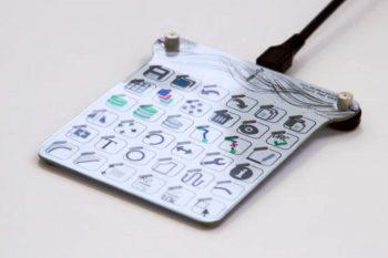TouchPad – klawiatura skrótów zgodna z Arduino za 255 zł