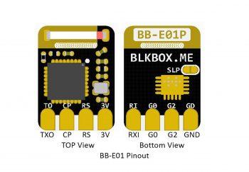 Najmniejszy moduł IoT z ESP8285?