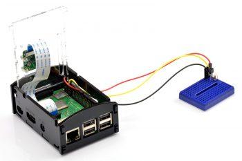 Podłączenie DS18B20 do Raspberry Pi.