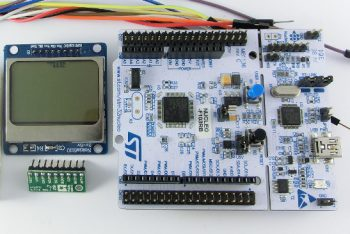 Kurs STM32 - akcelerometr