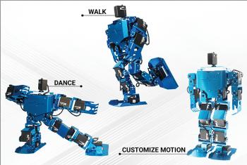PiMecha – zbuduj swojego humanoida z Raspberry Pi