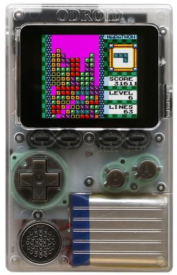 Konsola ODROID-GO zgodna z Arduino.