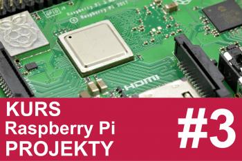 Kurs Raspberry Pi, projekty – #3 – Domoticz, kamera, GPIO