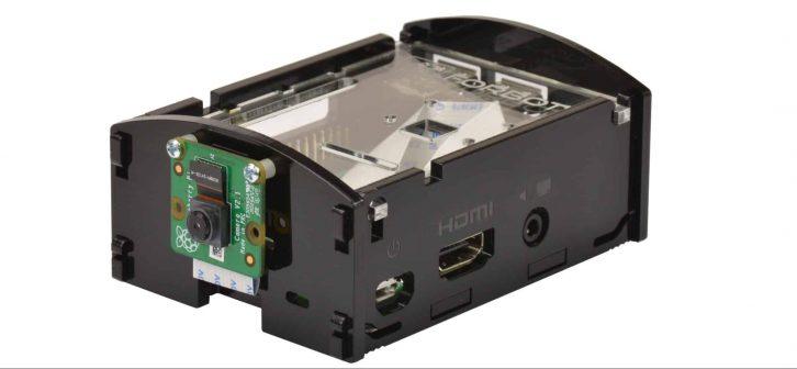 Oryginalna kamera Raspberry Pi.
