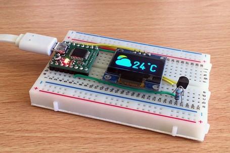 Przykład wykorzystania Arduino Pico.