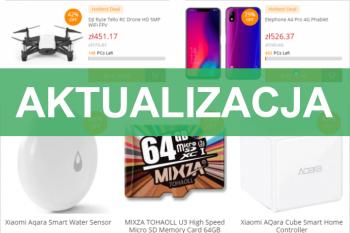 Aktualizacja: Ruszyła wielka promocja na GearBest!