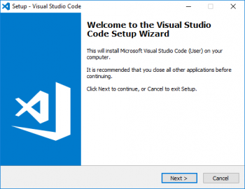 Instalacja Visual Studio Code.