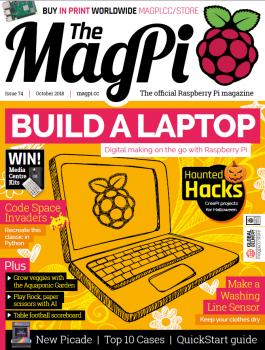 Najnowszy numer The MagPi.