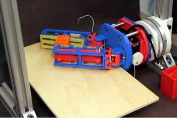 Precyzyjne palce robota wydrukowane w 3D