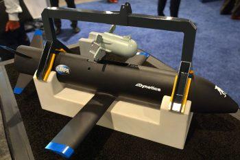 Gremlin – dron przeznaczony do zrzutu z pokładu samolotu transportowego