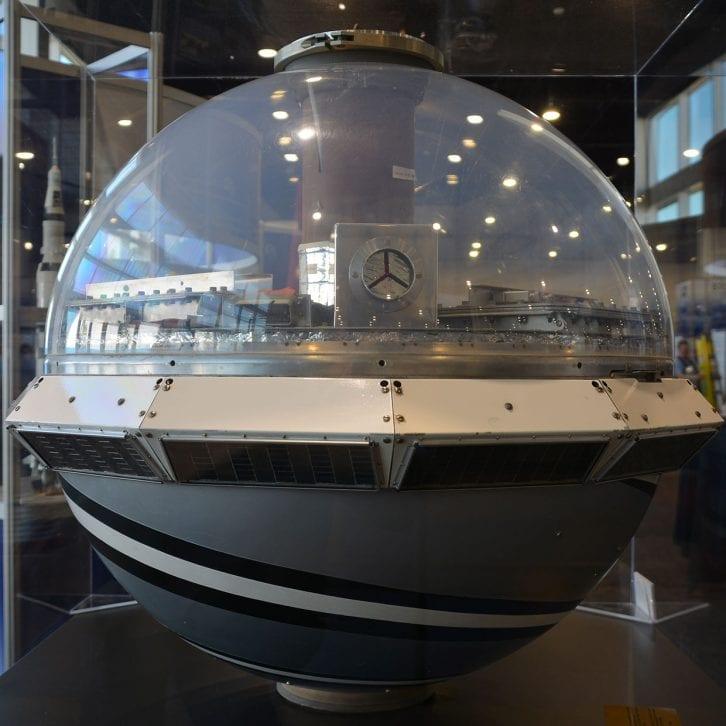 Transit 1 - system nawigacji satelitarnej sprzed czasów GPS