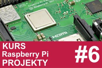 Kurs Raspberry Pi, projekty - #6 - konsola do gier retro