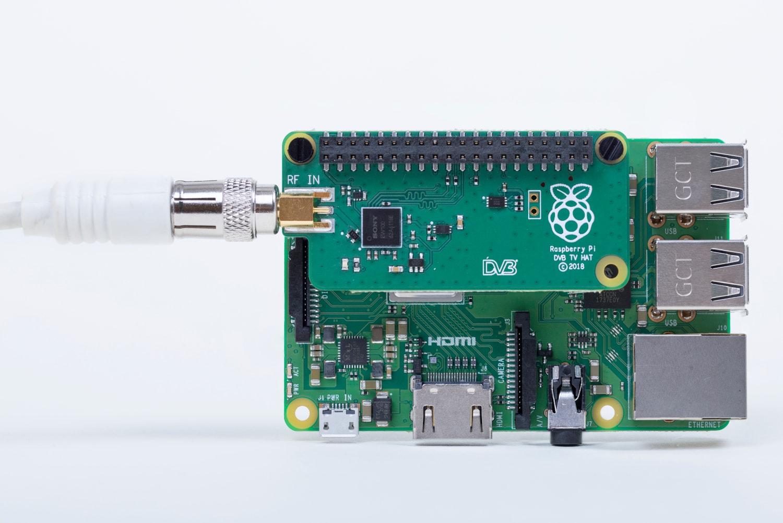 Premiera Raspberry Pi Dvb Tv Uhat Serwer Tv Na Malince