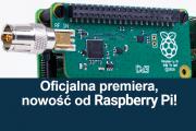 Premiera: Raspberry Pi DVB TV uHAT - serwer TV na malince?