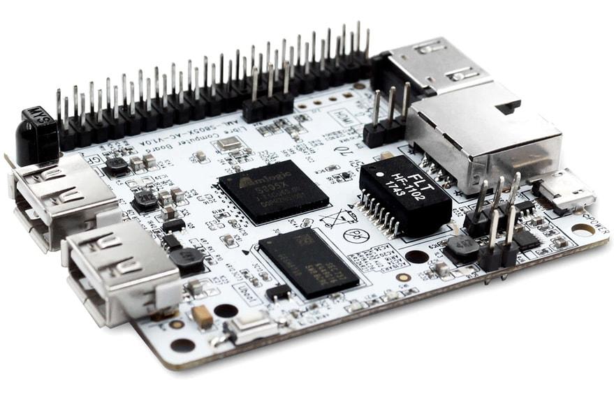 Niski profil przy zachowanych wymiarach Raspberry Pi A+