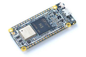 NanoPi Duo2 – mały SBC dostosowany do płytek stykowych