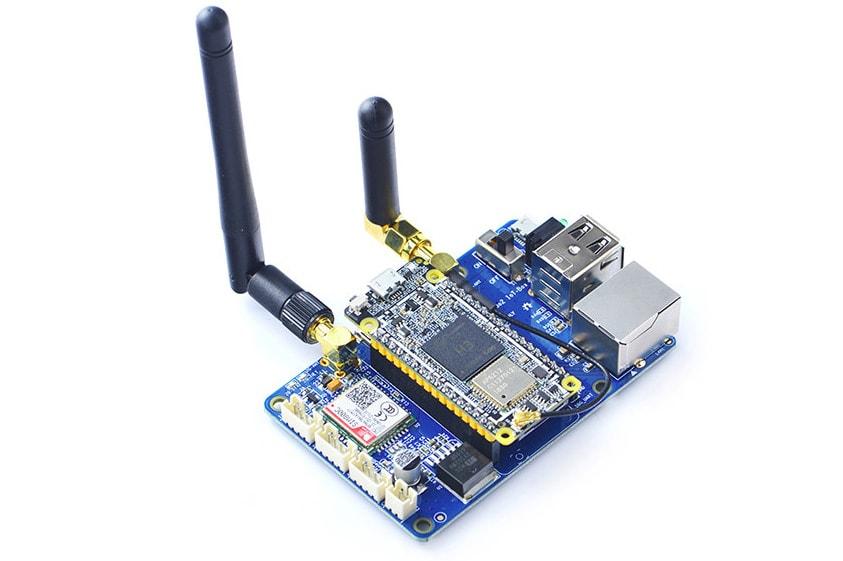 NanoPi Duo2 z modułem IoT-Box