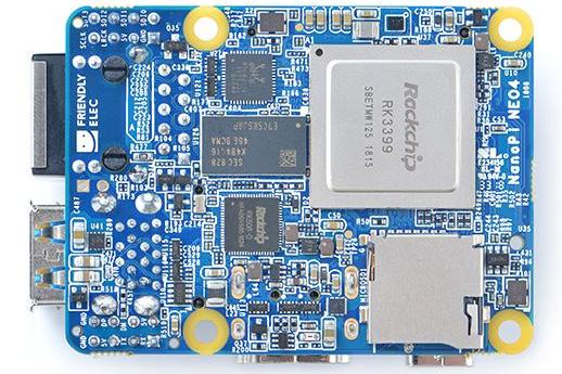 Sercem Neo4 jest 6-rdzeniowy procesor RK3399