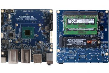 ODROID-H2 - nowy SBC z architekturą x86