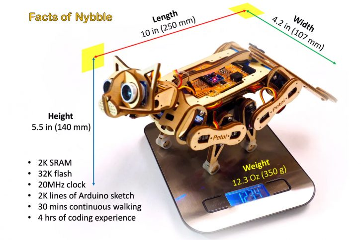 Najważniejsze dane o Nybble