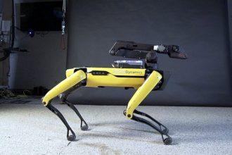 Tańczący Spot hitem internetu - nowości od Boston Dynamics