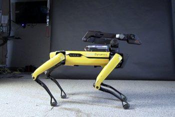 Tańczący Spot od Boston Dynamics hitem internetu