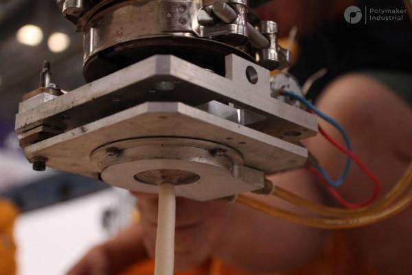 Ekstruder firmy Coin Robotic