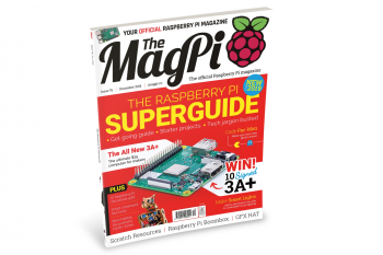 The MagPi #76: Superporadnik o Raspberry Pi