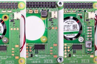 Brak filtra LC powodował błąd na Raspberry Pi PoE HAT