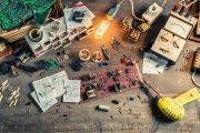 Książki o elektronice, Arduino i Raspberry Pi od 9,90 zł